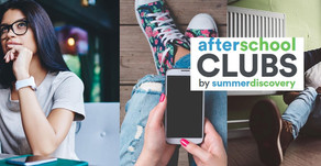 Summer Discover After School Clubs