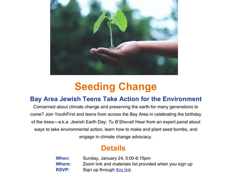 Seeding Change: Bay Area Teens Take Action for the Environment