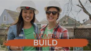 Women Build - March 2021