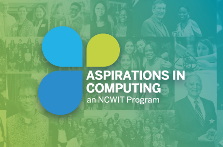 Applications are Open for the 2022 Award for Aspirations in Computing