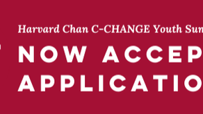 2021 Harvard Chan C-CHANGE Youth Summits on Climate and Health