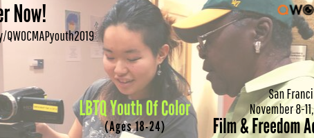 Free Film & Freedom Academy Filmmaking Workshop for LBTQ Youth of Color