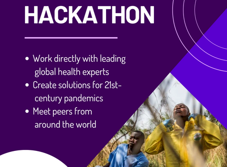 The One Health Hackathon - Global High School Hackathon