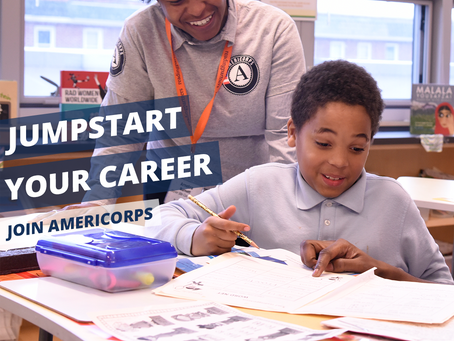 #AmeriCorps and Reading Partners
