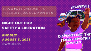 Night Out for Safety & Liberation