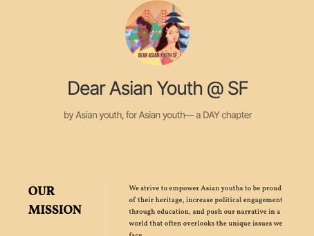 Dear Asian Youth [Nonprofit]