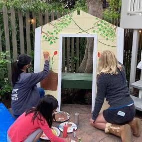Habitat for Humanity [Volunteer]