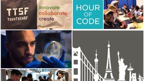 "Register Now! Dec 12 TeenTechSF Global Youth Summit""Tech & Health: Understand More, Fear Less"""