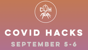 COVID HACKS [September 5-6] - Virtual Hackathon