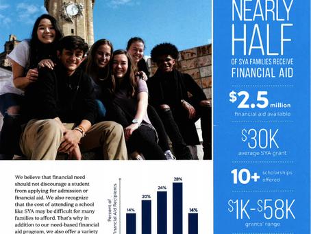 School Year Abroad w/ Financial Aid!