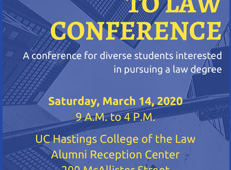 Pathyways to Law Conference