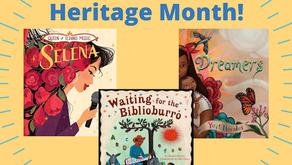 Latinx Heritage Month [Reading Partners]