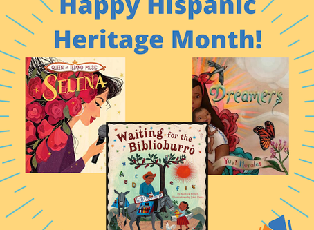 Latinx Heritage Month [Reading Partners]