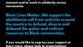 Harm Reduction Coalition - Black Lives Matter