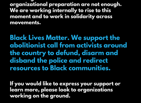 Harm Reduction Coalition - Black Lives Matter
