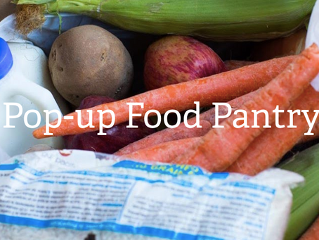 Pop-up Food Pantry [SF Marin Food Bank]