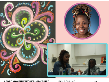 [Wed. 12/16] Youth Art Exchange - Discovering Wellness Through Art