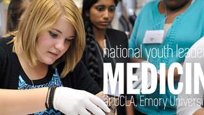 National Youth Leadership Forum: Medicine