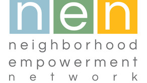 Neighbor Empowerment Network Webinar Offerings