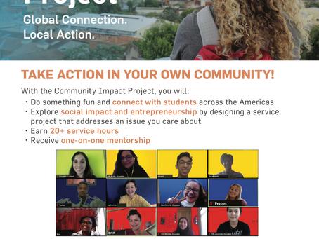 AMIGOS Community Impact - Volunteer Now!