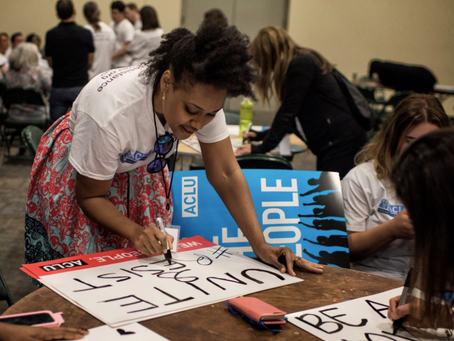 American Civil Liberties Union: Opportunity for Students