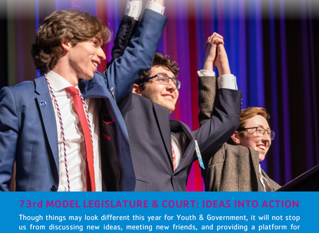 California YMCA Youth & Government - 3rd Model Legislature & Court Program