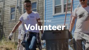 Habitat for Humanity Volunteer