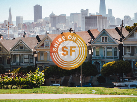 Shine On SF Launches