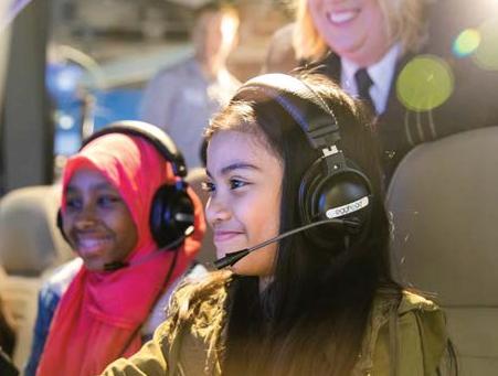 Read Aloud: Reading Partners SF & Alaska Airlines