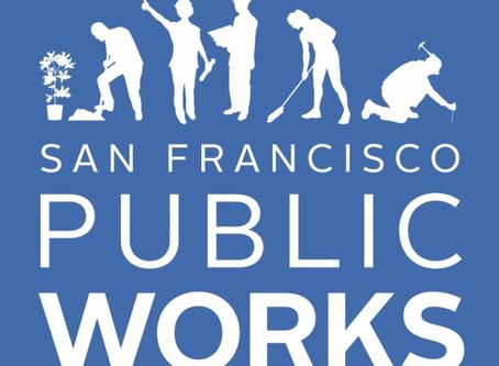 SF Public Works | Community Programs Initiatives