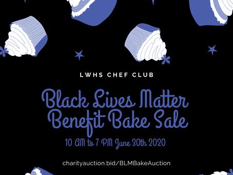 Student Bake Auction for Black Lives Matter