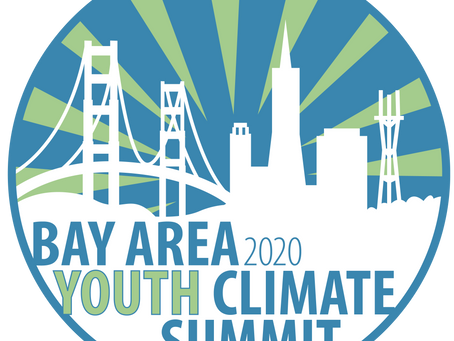 Bay Area Youth Climate Summit - September 12, 2020
