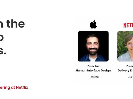 Free Netflix Talk Opportunity