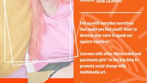 Summer 2021 Girls* Change-Making Task Force