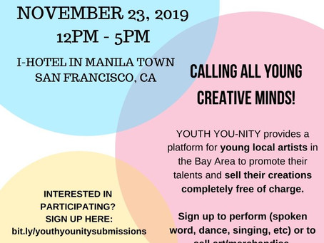 Youth You-nity Art Show | Sign Up to Perform!