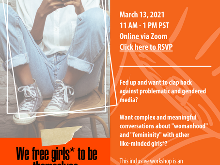 Free Event - About-Face: Representation of Women & Girls