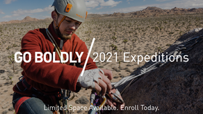 Outward Bound: Summer Expeditions Now Enrolling