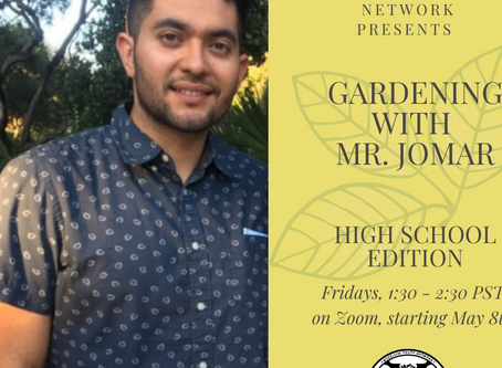 Free High School Gardening Class