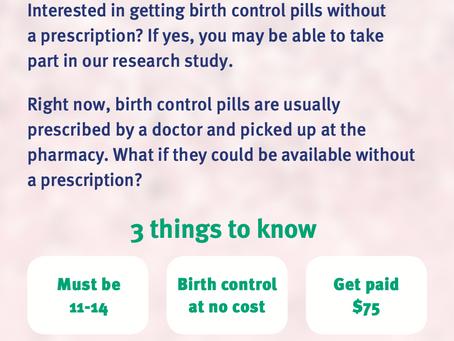Birth Control Research