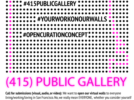 Youth Art Exchange 3rd Annual (415) Public Gallery [Accepting Submissions]