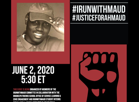 June 2! 2:30 PST | Students Unite! Seeking Justice for Ahmaud Arbery