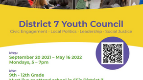 District 7 Youth Council