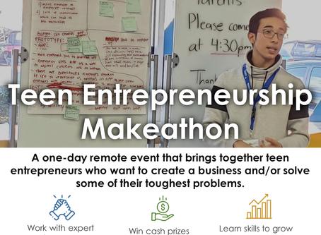 Teen Entrepreneurship Makeathon
