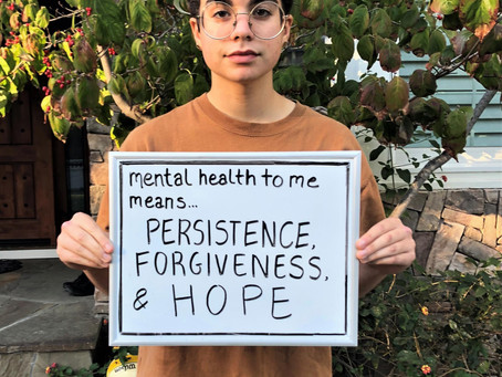 Learning to Listen-Youth Perspectives on Mental Health