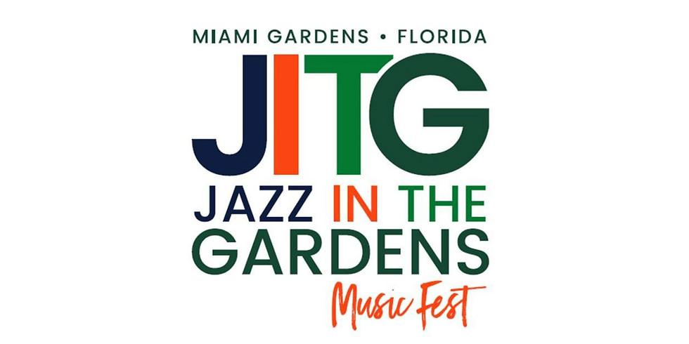Saturday Jazz In the Gardens 3/14/20