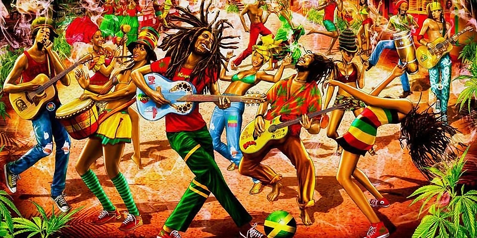 Downtown Tampa Reggae Food & Rhum Festival