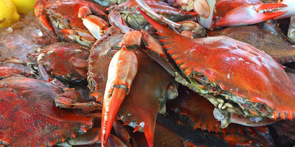 St Pete Beach Crab & Music Festival