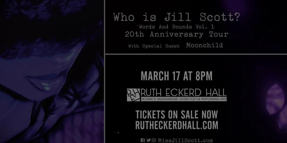 Who Is Jill Scott? 20th Anniversary Tour