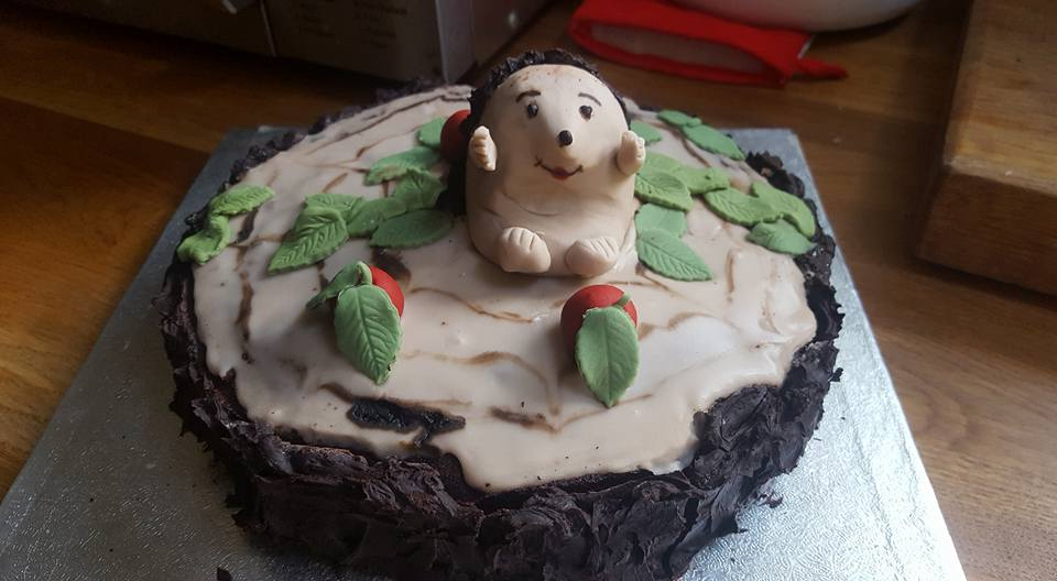 Hog cake