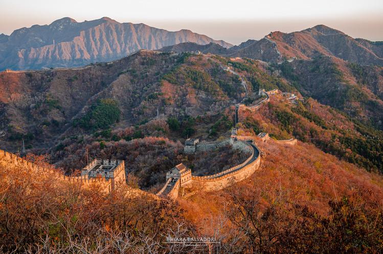 The Great Wall - Huairou